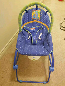 Baby rocking chair $1