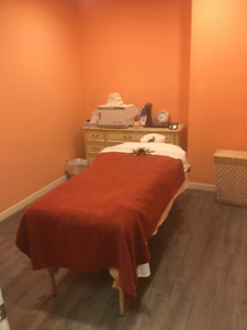 Treatment room for rent Squamish downtown