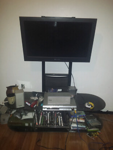 TV &/or stand