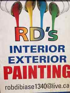 RDs interior exterior painting Cambridge Kitchener Area image 9