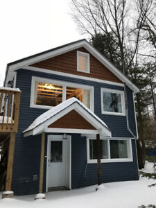Amazing Cottage for Summer Weeks w/ Hot Tub, Trail & Lake View