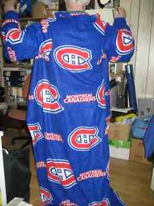 Reduced price New Montreal Canadians snuggly blanket Gatineau Ottawa / Gatineau Area image 3