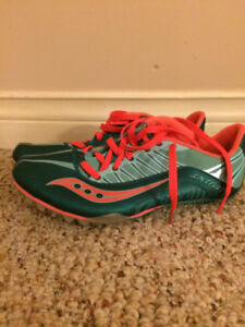 TRACK AND FIELD SPIKES-PERFECT CONDITION