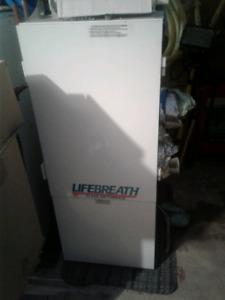 Lifebreath Air Handler HRV