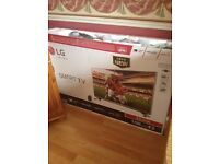 Brand New LG Smart TVs WebOS 43inch