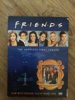 """""""Friends"""" first season DVD set"""