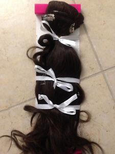 Hair Extensions (Real)