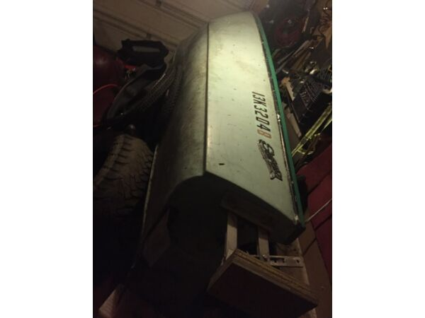 Used 1969 Other 12.5 foot solid fibre glass
