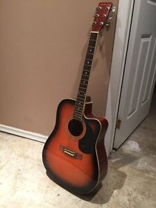 Electric Acoustic Guitar (Hyburn)