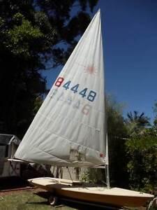 Laser sailing dinghy Swanbourne Nedlands Area Preview