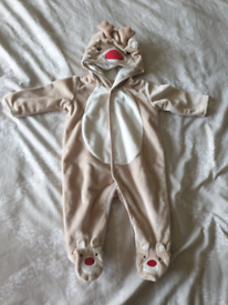 New reindeer all in one 0-3 months