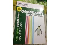CfE Higher Geography Success Guide
