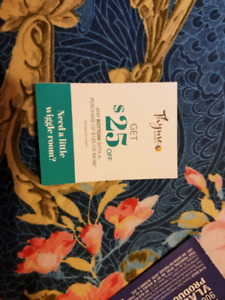 Thyme maternity discount coupon