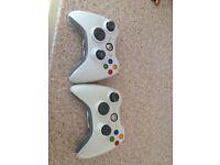 2 Xbox 360 remotes
