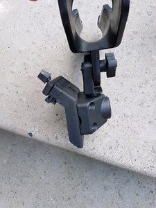 Scotty rod holders (x4) with sport trac mounts.