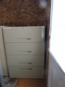 2 Lateral filing cabinets $35 each
