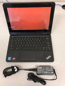Lenovo ThinkPad Yoga 11e Chromebook TOUCHSCREEN 4GB 16GB