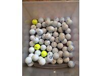 Golf Balls- Titleist