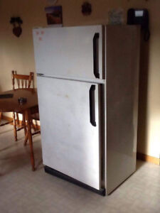 Free Refrigerator for Pickup