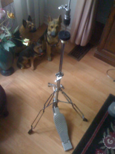 Cymbal High Hatt Adjustable stand