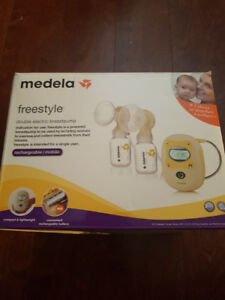 Medela Freestyle: double electric breastpump