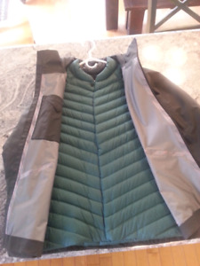 Lululemon mens winter coat