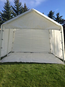 8 1/2' x 11 1/2' Heavy Duty commercial tent for sale