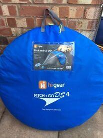Hi Gear 4 man tent