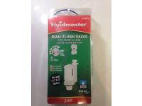 Fluidmaster dual flush valve