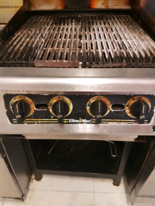 Charbroiler grill