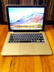 "MacBook Pro 13"" Unibody Mid 2010 C2D 2.66GHz 4GB 320GB"