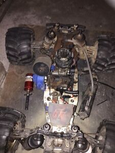 Losi Aftershock OBO (open to all offers)