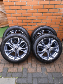 **PRICE DROP **FORD FOCUS ST LINE ALLOYS