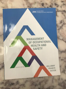 Management of Occupational Health and Safety 7th edition