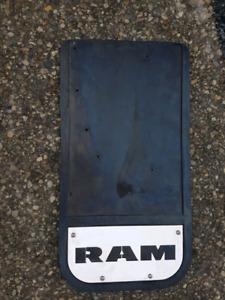 RAM custom mudflaps