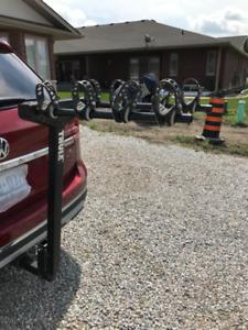 Thule Hitch Mounted 4 Bike Swing-Away Rack