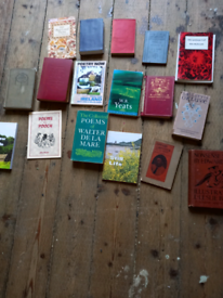 Books on poetry