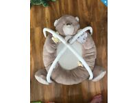 Mothercare baby mat with toys