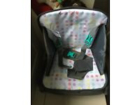 Tomy Multi-Function 3-in-1 Booster Seat with Feeding & Changing Features