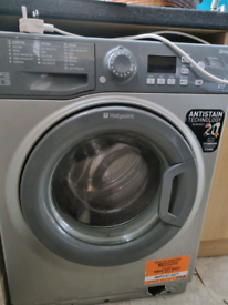 Spares or repair hotpoint washer
