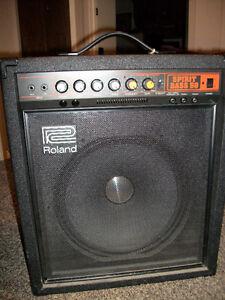 ROLAND SPIRIT BASS 50 AMP