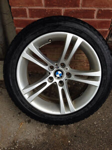 BMW M series Rims and Tires