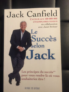 LIVRE JACK CANFIED