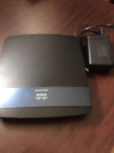 Linksys EA3500 Router