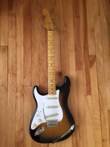 Squier Classic Vibe 50's Stratocaster Left Handed