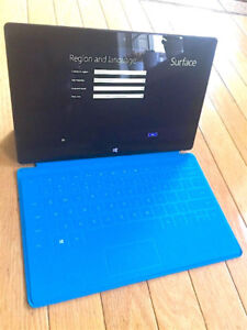 Microsoft Surface tablet RT + Full Microsoft Office Included