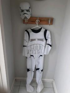 Costume Halloween Star Wars gr:9/10 ans