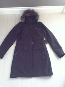Manteau d'hiver long ''Black Mountain'' (Hybrid) small