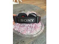 Sonny wireless headphones hi fi Rf