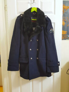 Moose Knuckles Peacoat ( Mens Small )